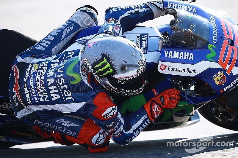 """Lorenzo: """"Márquez está dos pasos por encima de los demás y tres respecto a mí"""""""