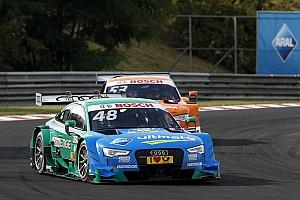 DTM Trainingsbericht DTM in Budapest: Audi-Dominanz hält an im 3. Training