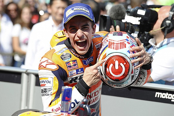 MotoGP阿拉贡站:马奎兹力压雅马哈双雄,逆境中力挽狂澜