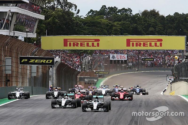 Lo slot provvisorio stupisce gli organizzatori del GP del Brasile