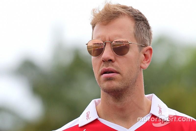 """Vettel: """"Non sono rassegnato, c'è sempre la possibilità di vincere"""""""