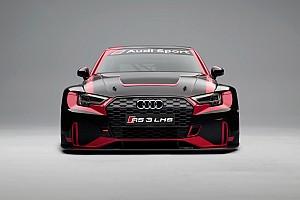 TCR Feature Bildergalerie: Das ist der Audi RS 3 LMS für die TCR