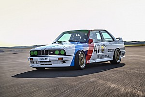 DTM Спеціальна можливість Фотогалерея: BMW M3 E30