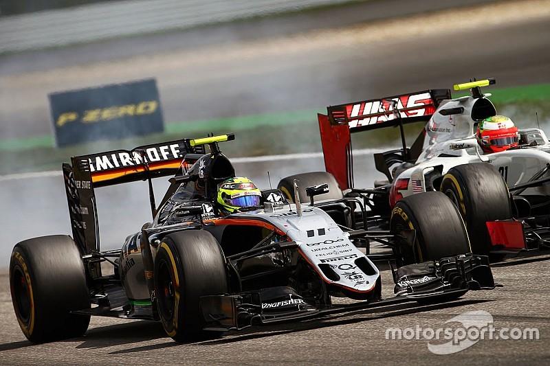Neue konkrete Option für Sergio Perez: Via Haas F1 zu Ferrari?