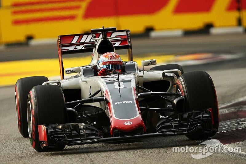 Haas: Проблеми налаштувань привели до сінгапурського падіння