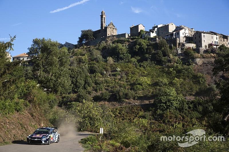 Ogier completa un viernes dominante en el Rally de Francia