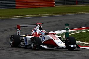 GP3 Отчет о гонке Элбон выиграл первую гонку на Сепанге