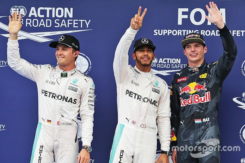 Formel 1 in Sepang: Lewis Hamilton auf Pole-Position, Sebastian Vettel nur Fünfter