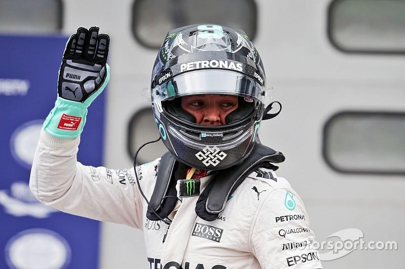 """Rosberg: """"Ya hemos visto que se puede ganar saliendo 2º"""""""