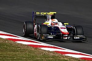 FIA F2 Отчет о гонке Гьотто одержал победу во второй гонке, Гасли добрался до подиума