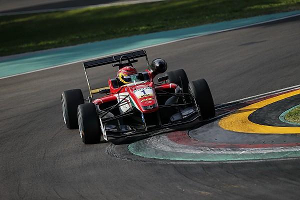 فورمولا 3 الأوروبية فورمولا 3: سترول يحسم اللقب في إيمولا