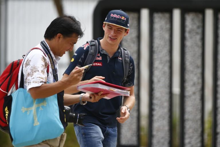 Verstappen nagyon odatette a Red Bullt, de a Mercedest nem lehetett megfogni