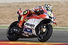 Honda apunta a Ducati por la prohibición de las aletas
