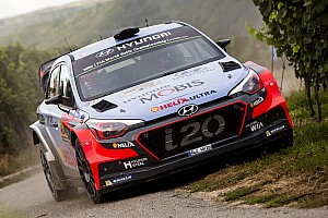 WRC 突发新闻 现代车队与诺伊维尔续约两年