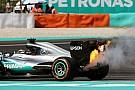 Hamilton: sul motore Mercedes si è rotto un cuscinetto di biella