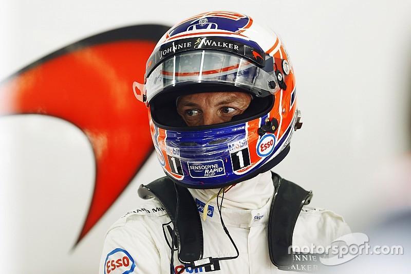 Баттон: Працюю для команди, а не задля розвитку McLaren 2017 року