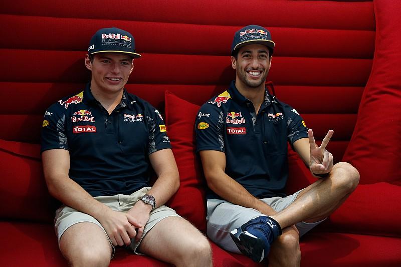 Witziges Social-Media-Duell: Daniel Ricciardo veräppelt Max Verstappen