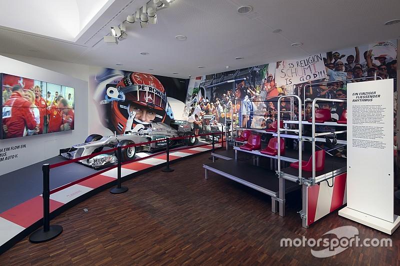 Частную коллекцию Шумахера покажут на бесплатной выставке