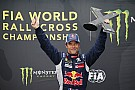 World Rallycross WRX:勒布明年继续在标致车队服役