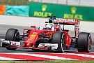 Sebastian Vettel nach Platz 5: