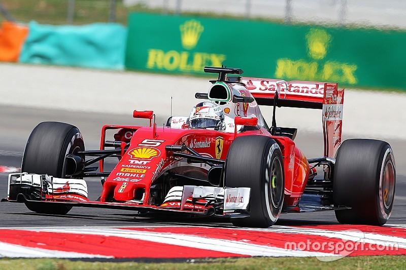 """Sebastian Vettel nach Platz 5: """"Die Balance stimmt noch nicht"""""""