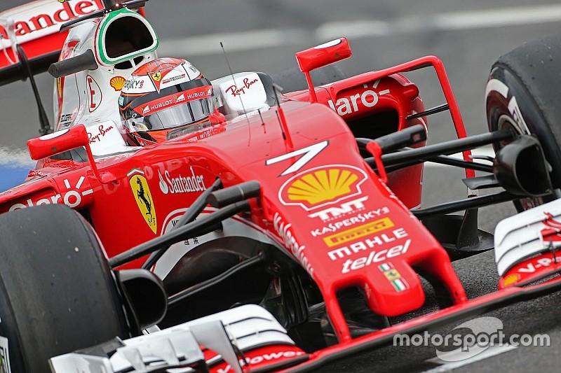 Ferrari: sostituito il cambio sulla SF16-H di Raikkonen