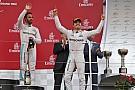 Mercedes se consagró tricampeón del mundo de constructores