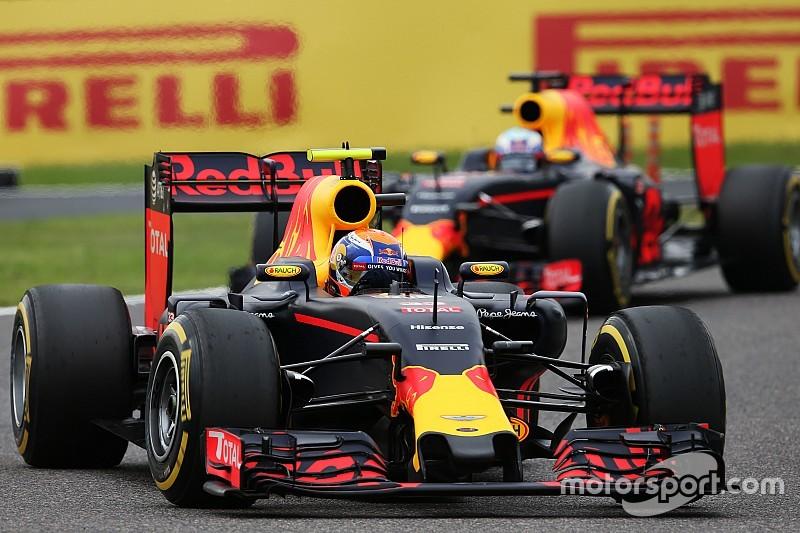 """Verstappen respecto a Hamilton: """"en cuanto lo ví cerré la puerta"""""""