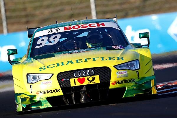 Audi wisselt Rockenfeller en Rast voor DTM-finale