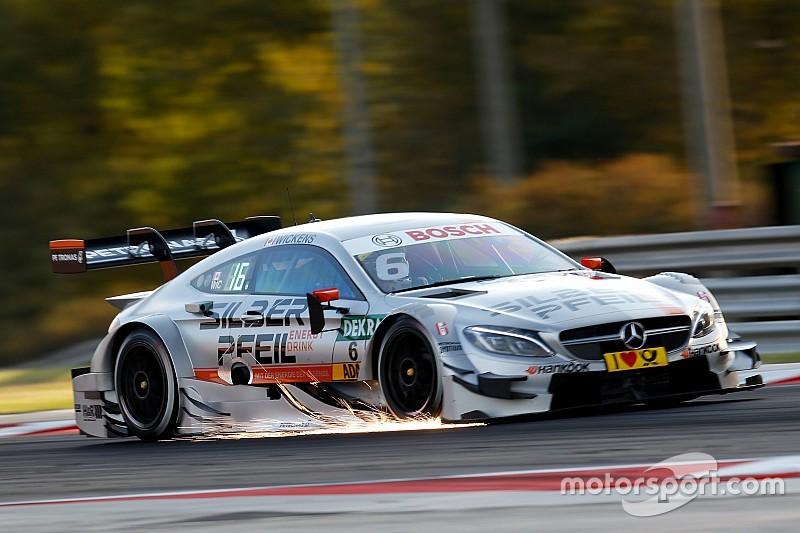 Robert Wickens quiere el top 3 en Hockenheim