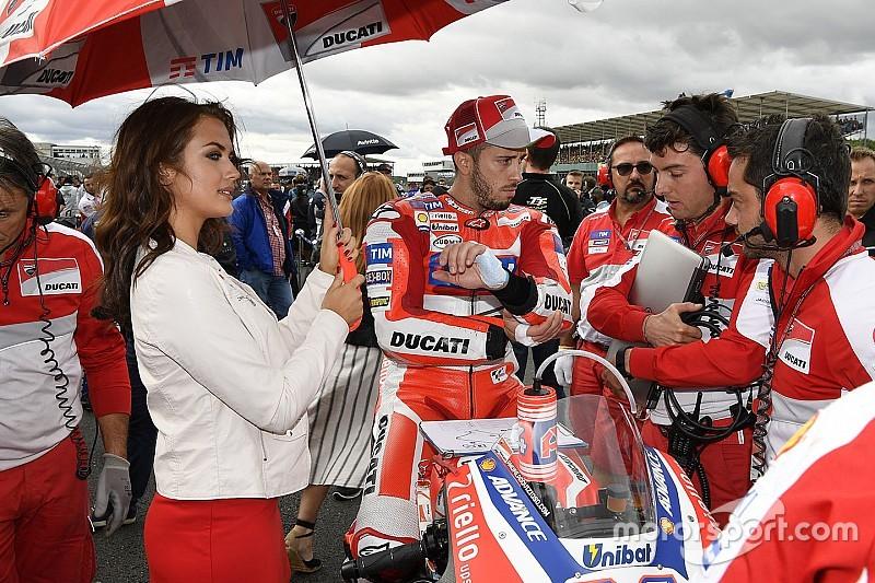 Ducati sumó en Aragón su peor resultado de las últimas 152 carreras