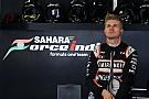 Force India konfirmasi kepergian Hulkenberg