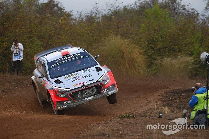 WRC Catalonië: Sordo pakt leiding, opgave Latvala