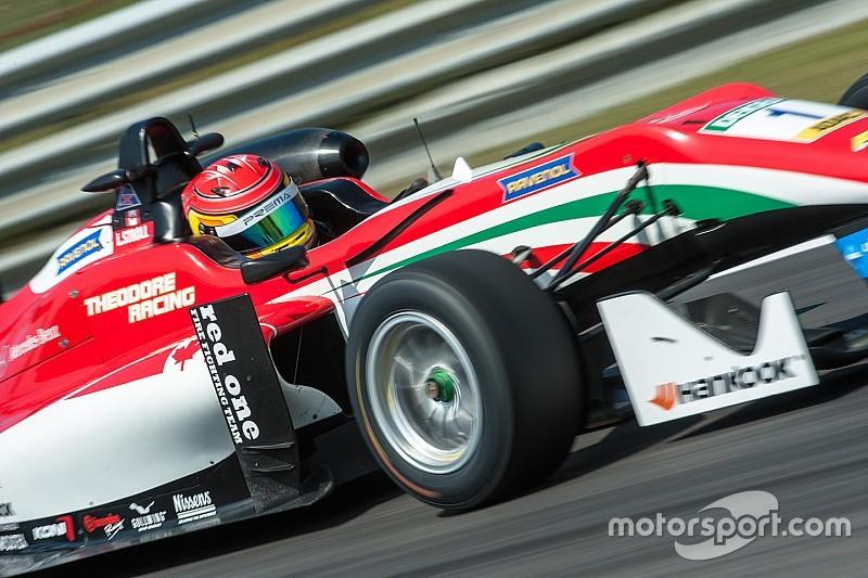 F3 Hockenheim: Stroll en Eriksson verdelen poles voor seizoensafsluiter