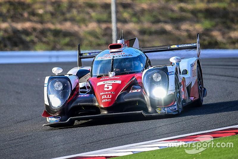 WEC Fuji: Toyota pimpin sesi latihan terakhir