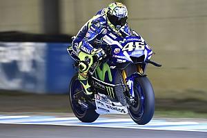 MotoGP Résumé de qualifications Qualifs - Valentino Rossi vient à bout de Marc Márquez