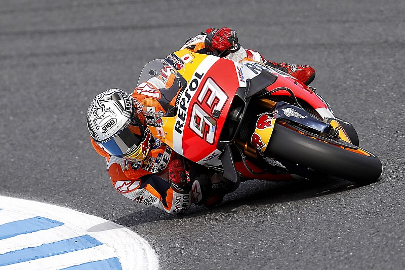 """Marquez: """"Beter gevoel met de motor, racetempo is goed"""""""