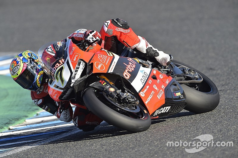 WSBK Jerez: Davies boekt derde overwinning op rij