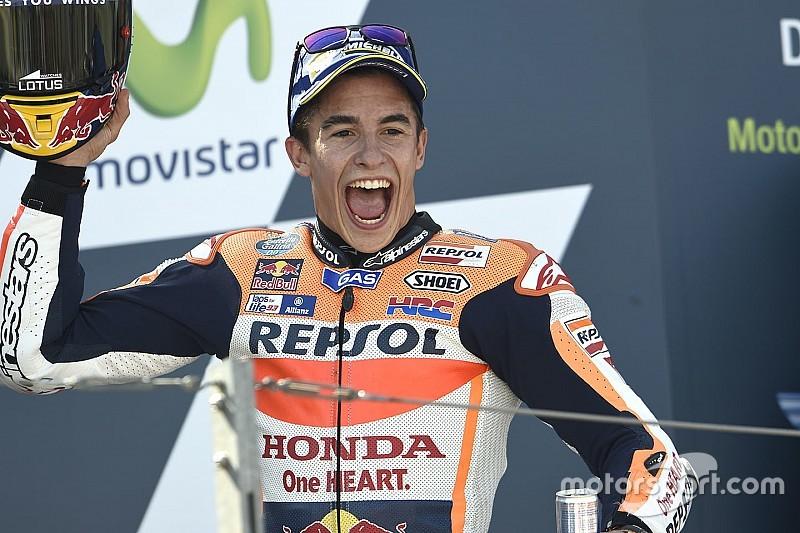 Маркес: Я должен был проиграть в 2015-м, чтобы стать чемпионом в этом году