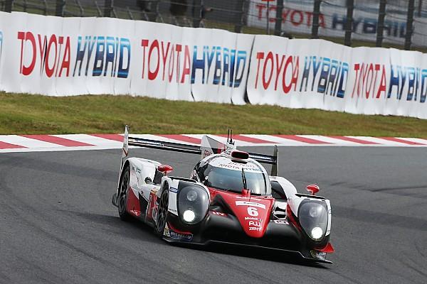 Fuji WEC: Toyota 2014'ten beri ilk galibiyetini kazandı!