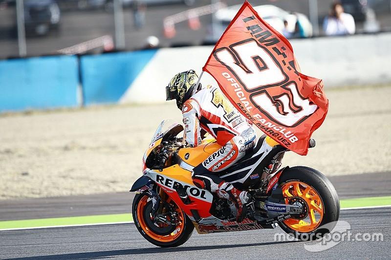 """Dovizioso: """"Titel Marquez belangrijker dan zijn vorige kampioenschappen"""""""