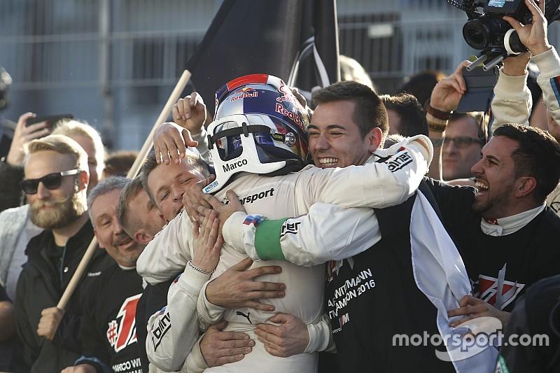 "DTM-kampioen Wittmann: ""Zwaar en intens seizoen"""