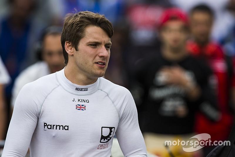 Кинг сядет за руль Manor в первой тренировке Гран При США