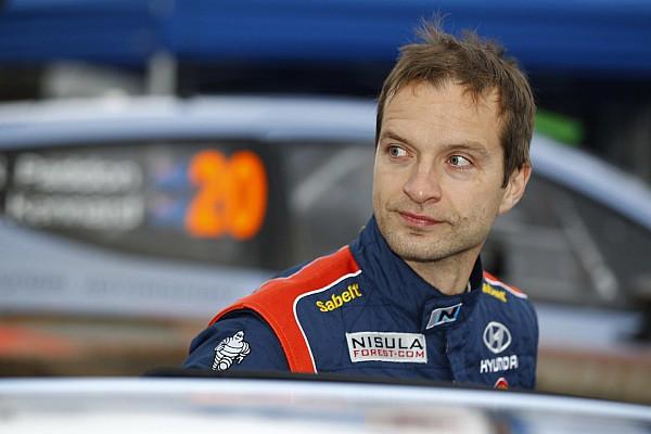 Hanninen Toyota ile WRC'ye dönüyor
