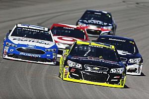 NASCAR Cup Actualités Les nouveaux règlements de la NASCAR Sprint Cup