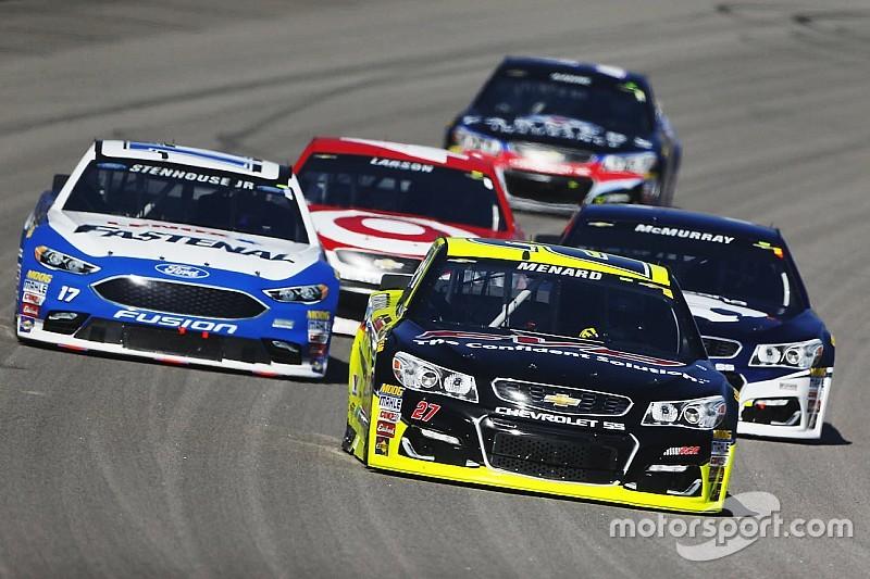 Les nouveaux règlements de la NASCAR Sprint Cup