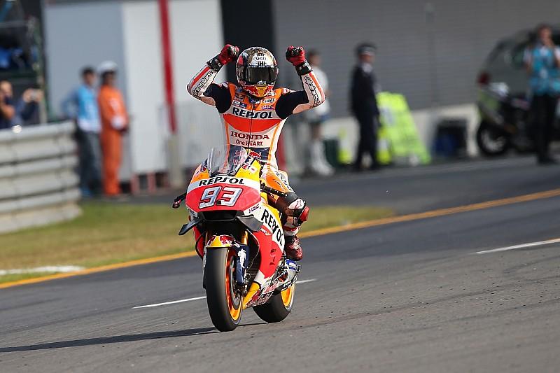 Kolumne von Randy Mamola: Marquez dominiert wie einst Rossi