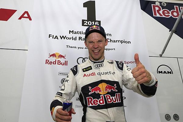 Ралли-Кросс Пропуск этапа DTM дал Экстрёму стимул к борьбе за титул в ралли-кроссе