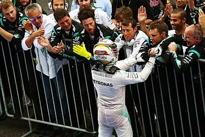 Hamilton: F1 aracında hiç çiş yapmadım ama Schumacher yapıyormuş