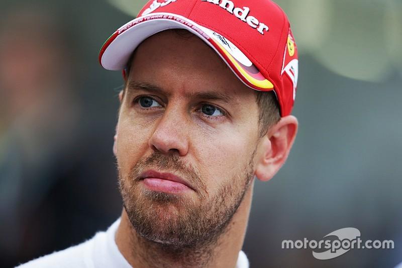 """Vettel: """"Ferrari moet zich concentreren op de wagen, niet mijn contract"""""""